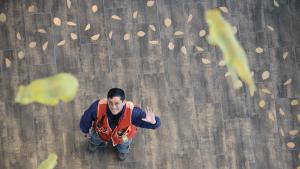 Surveying the Dena'ina Center